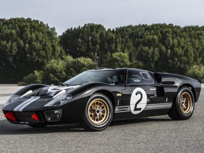 ¿Quieres una réplica del mítico Ford GT40? Superformance te la fabrica