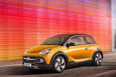 Nuevo Opel Adam Rocks listo para Ginebra