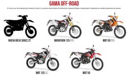 Rieju Adquiere Plataforma Motos Enduro Gasgas