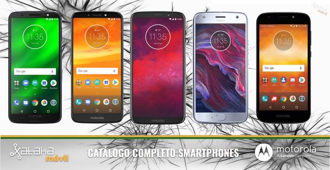 Motorola Moto Z3, así encaja dentro del catálogo completo de smartphones Motorola en 2018