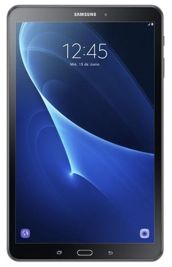 Tablet Samsung Galaxy Tab A (2016) 10,1'' Wi-Fi 16 GB (Negro)