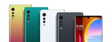LG Velvet: curvas y más curvas en el nuevo diseño que estrena este gama media con 5G y sonido estéreo