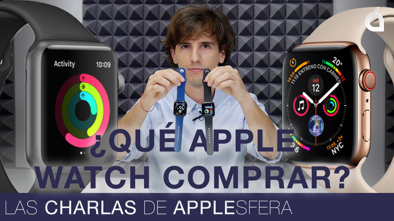 Rápido Darse prisa Recurso  Quiero comprar mi primer Apple Watch, cuál elijo: ¿Series 3 o Series 4?