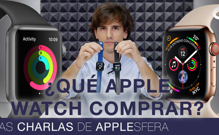 Quiero comprar mi primer Apple Watch, cuál elijo: ¿Series 3 o Series 4?