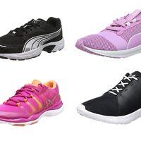Chollos en tallas sueltas de zapatillas deportivas Asics, Puma o Under Armour por menos de 30 euros en Amazon