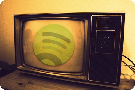 Cinco listas de música televisiva en Spotify
