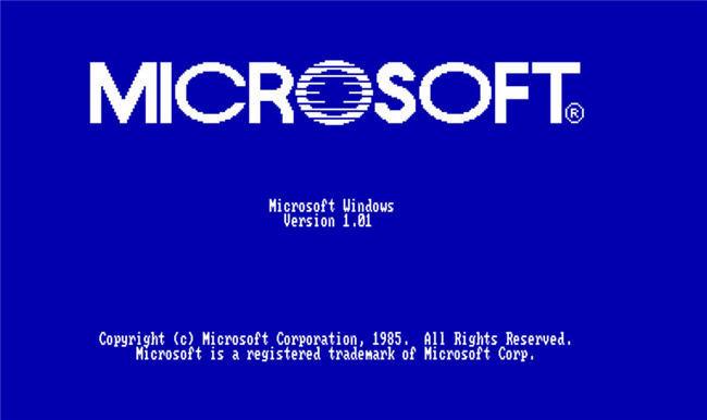 Se cumplen 30 años de la presentación de Windows 1.0