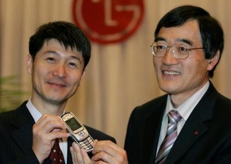 Nuevo CEO en la división de móviles de LG