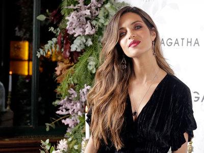 Sara Carbonero presume de pelazo en su última aparición y nos deja un look de fiesta ideal