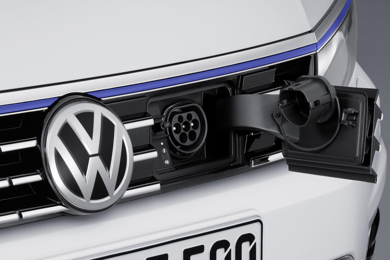 Foto de Volkswagen Passat GTE (5/8)