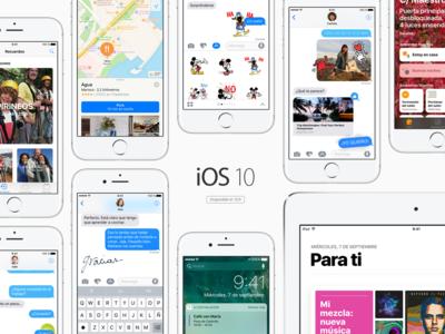 iOS 10: cómo instalarlo y cuáles son sus novedades