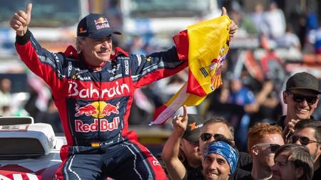 Carlos Sainz gana el Premio Princesa de Asturias de los Deportes 2020 como reconocimiento a su trayectoria