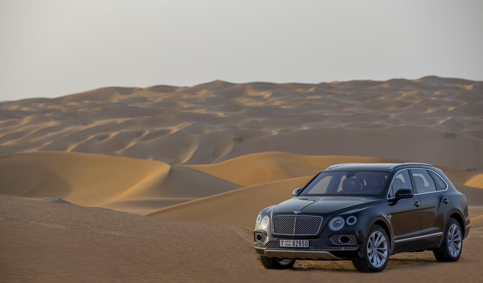 Foto de Bentley Bentayga Falconry (3/36)