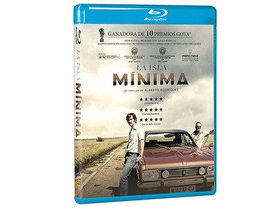La Isla Mínima en BluRay, por sólo 6,99 euros en Amazon