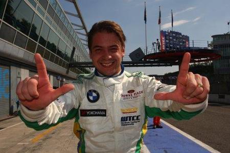 Augusto Farfus, el más rápido en Monza