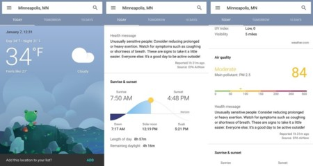 New Google Weather Card 2 840x448