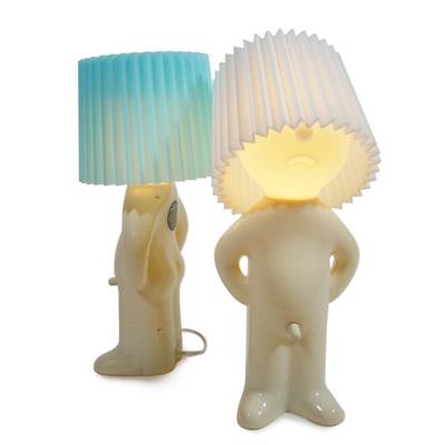 La lámpara de Mr. P