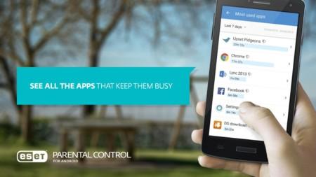 Con esta aplicación puede controlar lo que hacen sus hijos en Internet