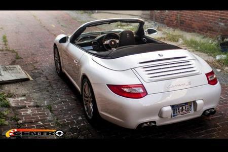 Porsche 911 Cabrio (997) ¿con volante en el centro?
