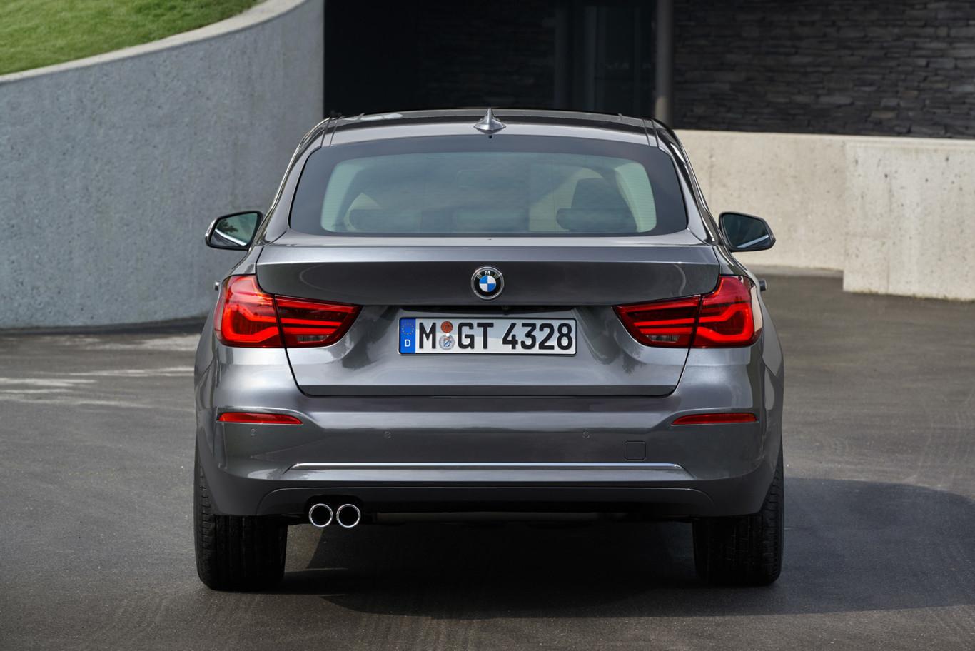 Foto de BMW Serie 3 Gran Turismo (2/8)