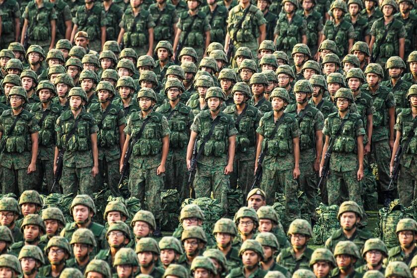 """El día en que China (no) atacó a La India con un microondas: una escaramuza falsa vuelve a poner las """"armas de energía..."""