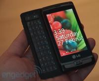 LG nos muestra su primer Windows Phone 7 Series en forma de prototipo