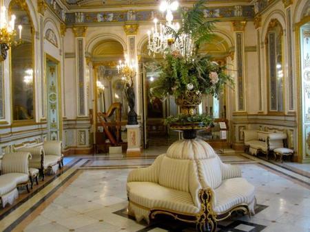 Sala de baile Palacio marqués de Dos Aguas