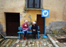 Estas son las redes sociales de un pueblo de 400 habitantes sin conexión a internet