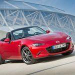 El Mazda MX-5 es nombrado Coche del Año en Japón