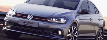Los Volkswagen Polo y Virtus GTS quieren ser tu GTI de bajo costo