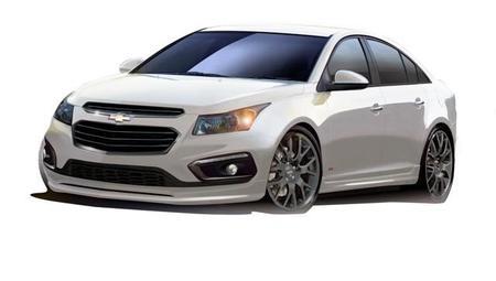 Chevrolet en el SEMA Show 2013