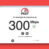 Ahora también puedes medir la velocidad de subida y latencia de tu conexión con el test de Netflix