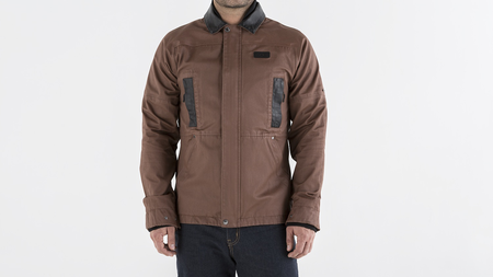 Knox Leonard Wax Jacket Mkii 3
