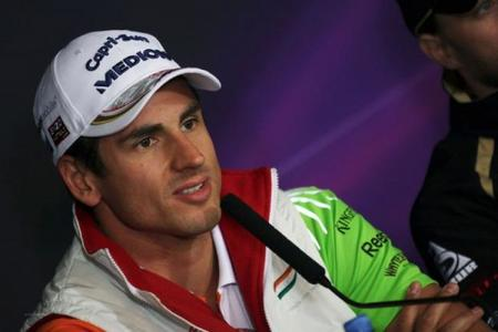 Force India, entre Adrian Sutil y Jules Bianchi