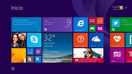 La actualización Windows 8.1 Update 2 llegaría el 12 de agosto despojada de grandes novedades