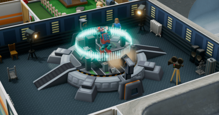 Two Point Hospital Bigfoot 02