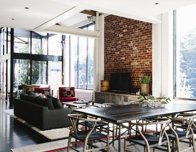 La semana decorativa casas remodeladas que cambian de for Casas viejas remodeladas