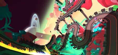 Los desarrolladores de Velocity 2X se pasan a la realidad virtual con el juego de carreras Tiny Trax