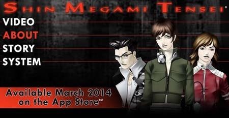 Ya pueden jugar Shin Megami Tensei en iOS