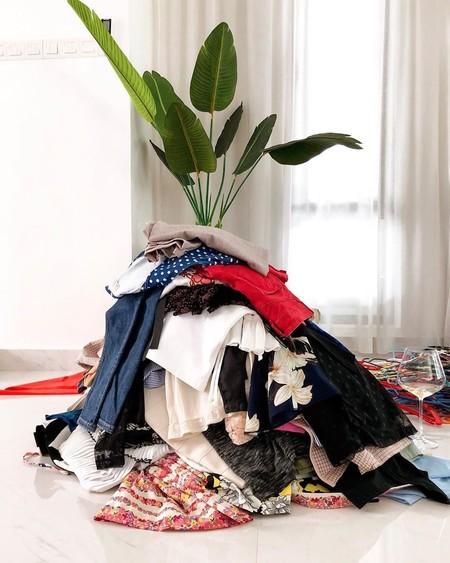 limpiar y ordenar tu armario