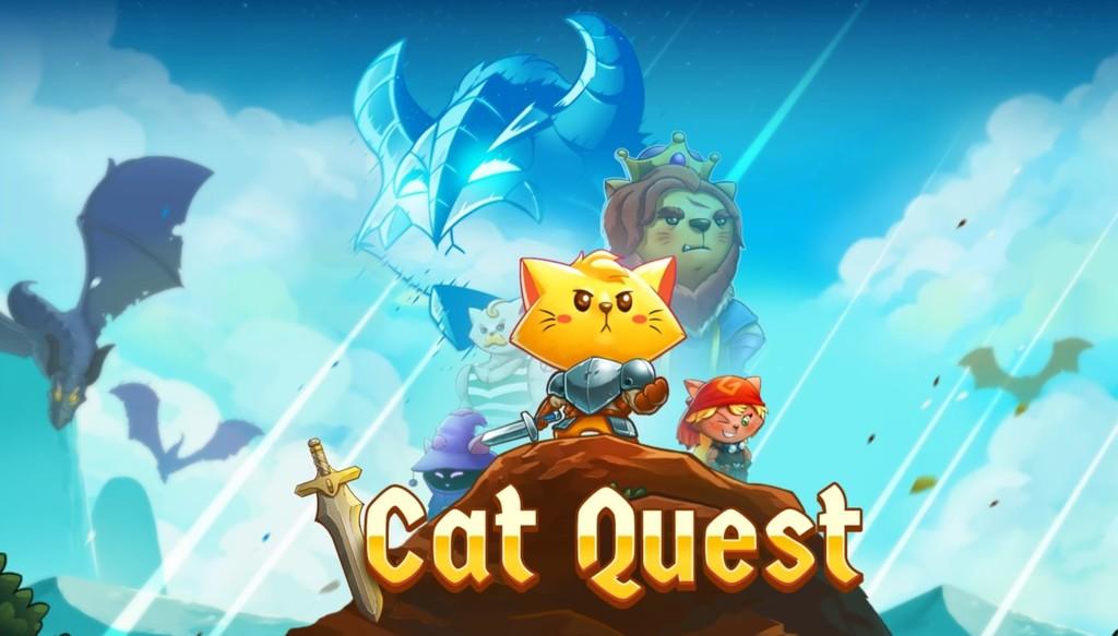 Análisis de Cat Quest, el dominio de los gatos por Internet se extiende al rol