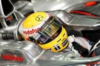 Primera fila de Ferrari, los McLaren sancionados
