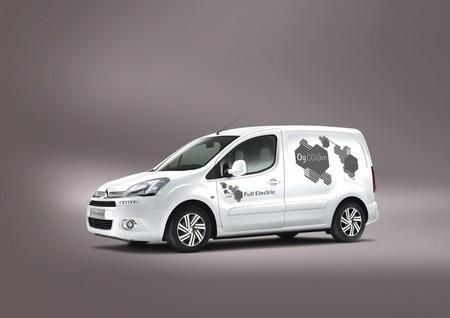furgoneta Citroën Berlingo eléctrica
