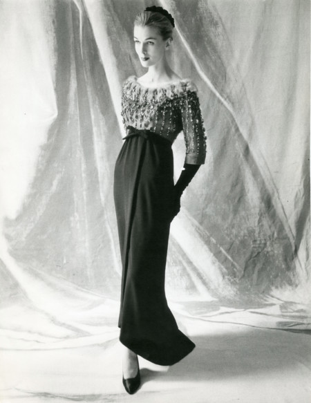 Balenciaga Gown 1958 C Balenciaga Archives Paris