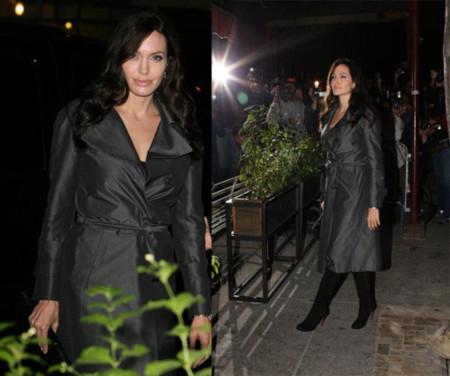 Angelina Jolie vuelve impecable