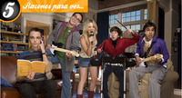 Cinco razones para ver 'The Big Bang Theory'