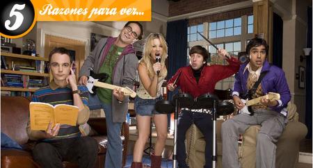 Cinco razones para ver 'The Big Bang Theory'
