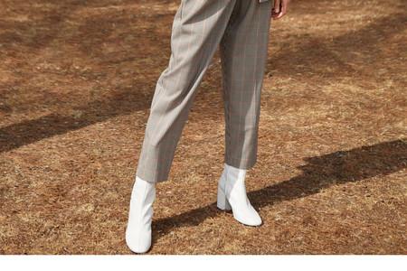 Las botas blancas están arrasando en Instagram ¡son el flechazo de la temporada!