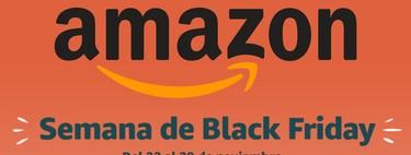 Las mejores ofertas de las semana previa al Black Friday en Amazon