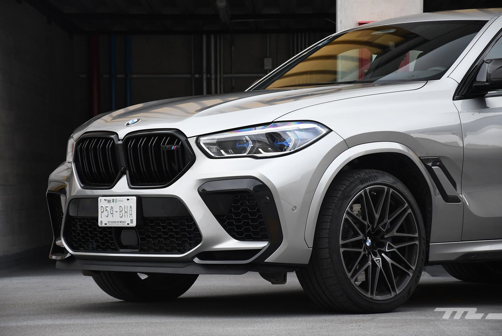 Foto de BMW X6 M Competition 2021 (prueba) (13/27)
